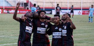 Badak Lampung Vs Persipura: Mutiara Hitam Menang 1-0