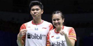 Lagi-Lagi Kandaskan Pasangan China Praveen.Melati Juara Prancis Terbuka 2019