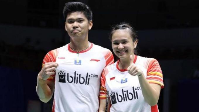 Photo of Lagi-Lagi Kandaskan Pasangan China Praveen/Melati Juara Prancis Terbuka 2019