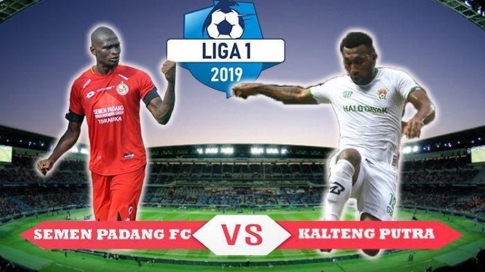Prediksi Semen Padang Vs Kalteng Putra Liga 1 Pekan 28