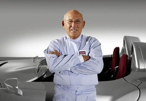 Sir Stirling Moss, Legenda Pembalap F1 Inggris