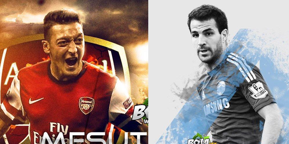 Photo of Siapa Playmaker Terhebat Antara Cesc Fabregas vs Mesut Ozil Pada Musim Terbaik Mereka?
