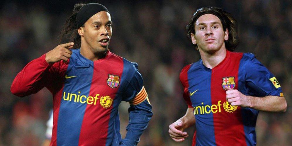 Photo of Pemain dengan Gocekan Bola Terindah, Messi Ke 5