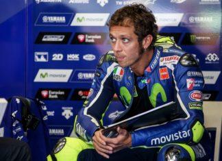 Valentino Rossi Pensiun di tengah corona