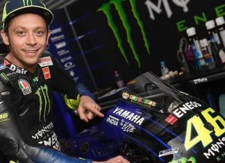 Yamaha Beri Valentino Rossi Tenggat Waktu Sampai Juni