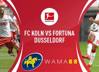 Prediksi Liga jerman Koln VS Dusseldorf