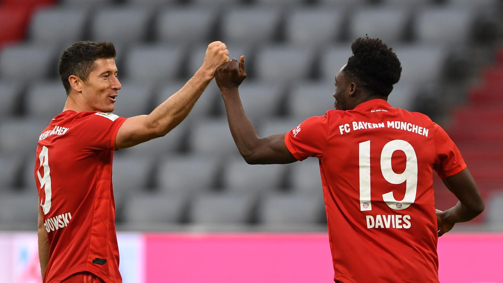 Bayern Munich Juara Liga Jerman