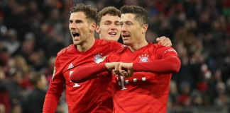 Pertandingan Klasemen Bundesliga Munchen Unggul Empat Poin dari Dortmund