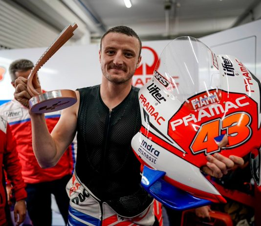 Jack Miller Ducati 2021