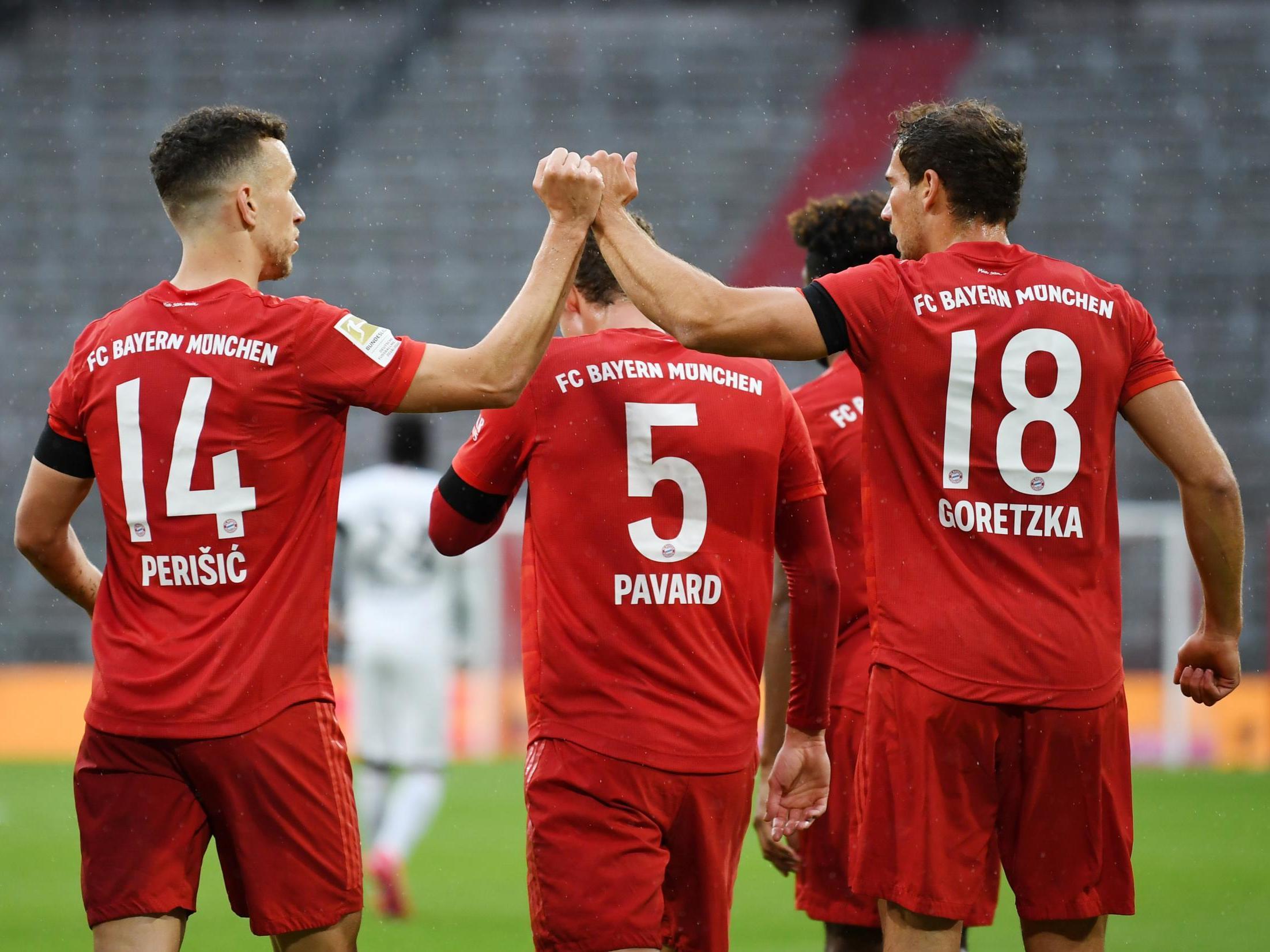 Hasil Bundesliga: 7 Gol Tercipta, Bayern Munchen Lumat Eintracht Frankfurt