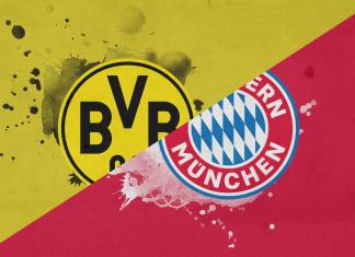 Bundesliga Dortmund VS Bayern Munchen