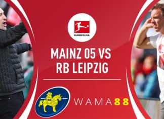 Prediksi Bola jitu Mainz VS Leipzig