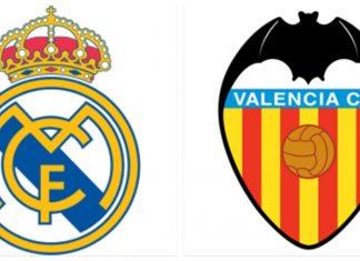 Prediksi Bola Real Madrid vs Valencia 19 Juni 2020 La Liga