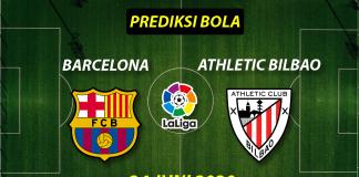 Prediksi Bola Barcelona vs Bilbao 24 Juni 2020 La Liga