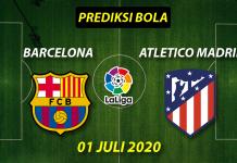 Prediksi Bola Barcelona vs Atletico Madrid 01 Juli 2020 La Liga