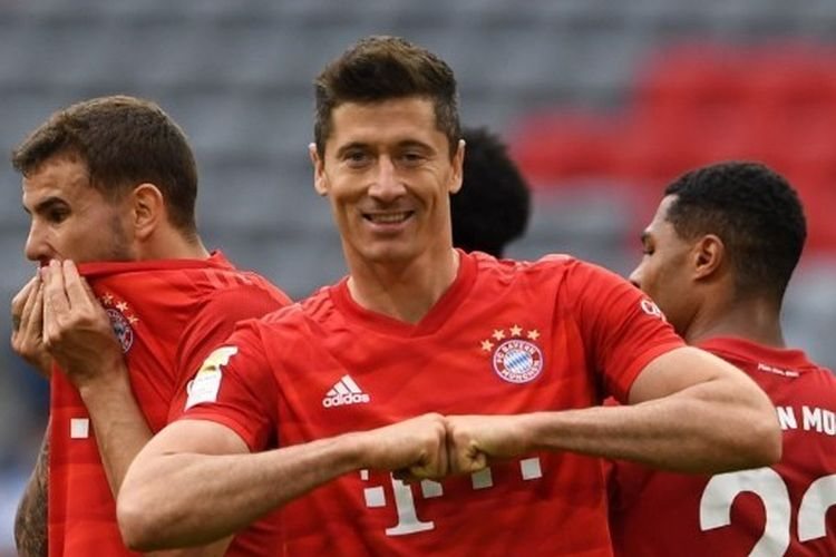 Bremen vs Bayern, Gelar Juara Bundesliga 2020 Sudah Dipastikan
