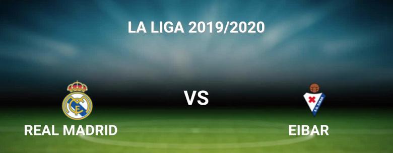 Photo of Prediksi Bola Jitu Real Madrid VS Eibar Pada 15 Juni 2020