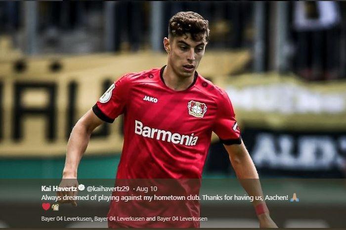 Leverkusen Vs Bayern, Bundesliga Pekan Ke - 30