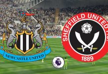 Premier League Newcastle vs Sheffield