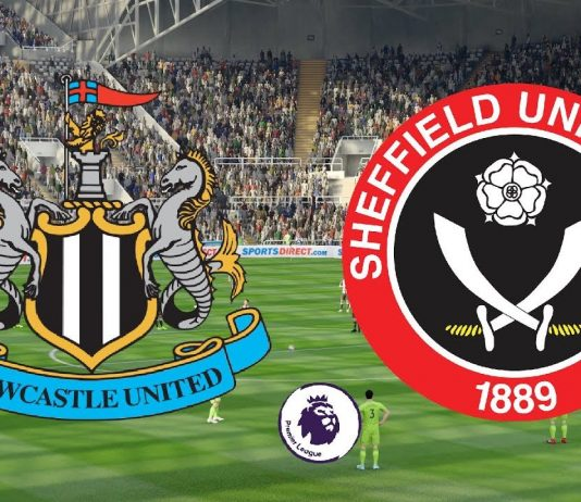 Premier League Newcastle vs Sheffield
