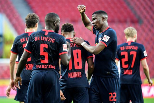 Sepak Bola: RB Leipzig Naik ke Posisi Ketiga Bundesliga Dari Kemenangan Meyakinkan 4-2 di Cologne