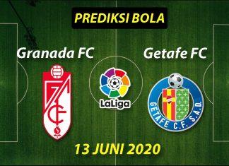 Prediksi Bola Granada vs Getafe La Liga 13 Juni 2020