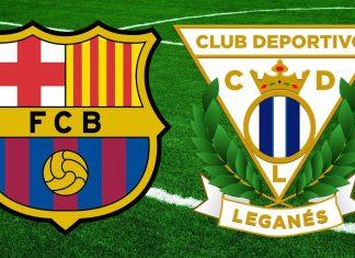 Prediksi Bola Barcelona vs Leganes 17 Juni 2020 La Liga