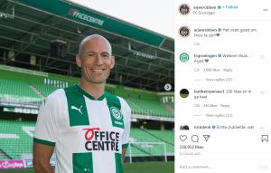 Arjen Robben Gabung ke FC Groningen 1