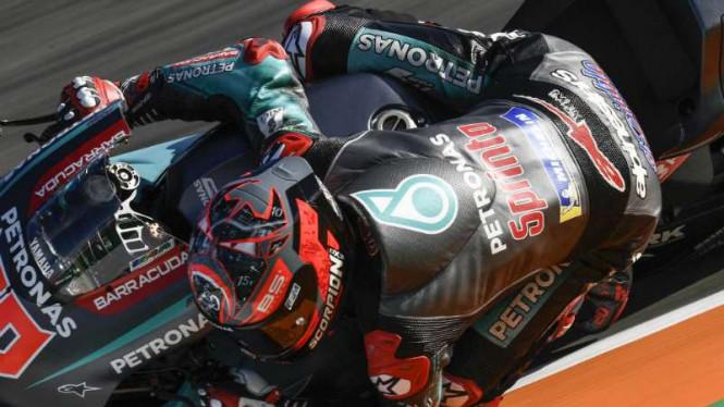 Hasil MotoGP, Marc Marquez Jadi Tumbal