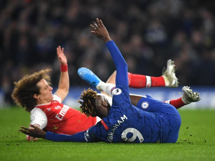 History Arsenal vs Chelsea di Babak Final