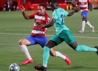 Menang Tipis pada Granada vs Madrid