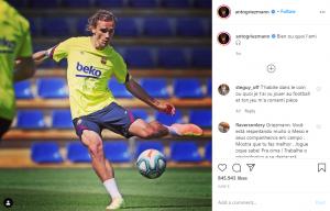 Antoine Griezmann Terlahir Kembali 1