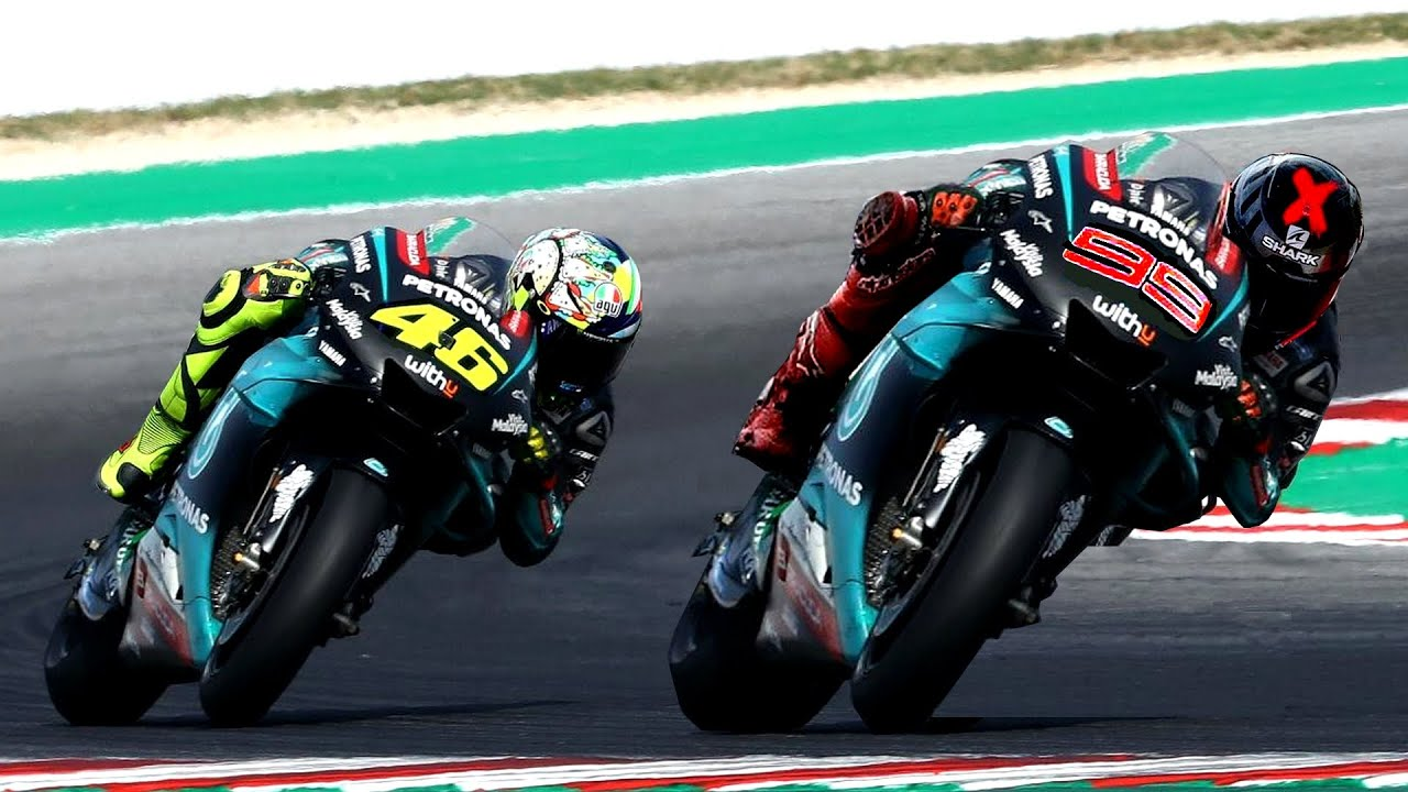 Valentino Rossi Sepakati Kontrak Setahun dengan Petronas