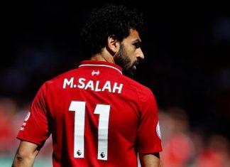 Mohamed Salah Rencanakan Gol Kedua Lawan Brighton