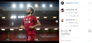 Mohamed Salah Rencanakan Gol Kedua Lawan Brighton 1