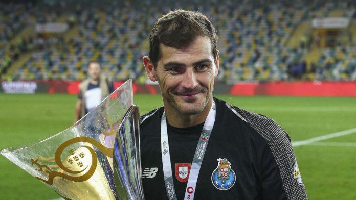 Iker Casillas Resmi Pensiun Dari Dunia Sepak Bola