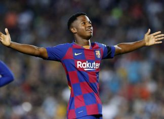 Klub Barcelona Segera Negosiasi Kontrak Baru Ansu Fati