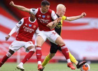 Arsenal vs Watford, Sampai Jumpa lagi The Hornets