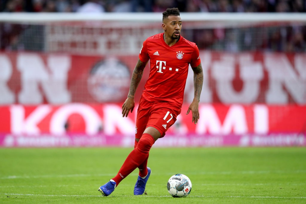 Photo of Jerome Boateng Bakal di Lepas Bayern Munchen