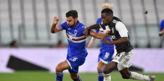Hasil Pertandingan Juventus dan Sampdoria