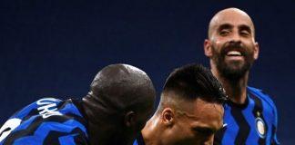 Inter vs Napoli, Inter Milan Raih Posisi Kedua