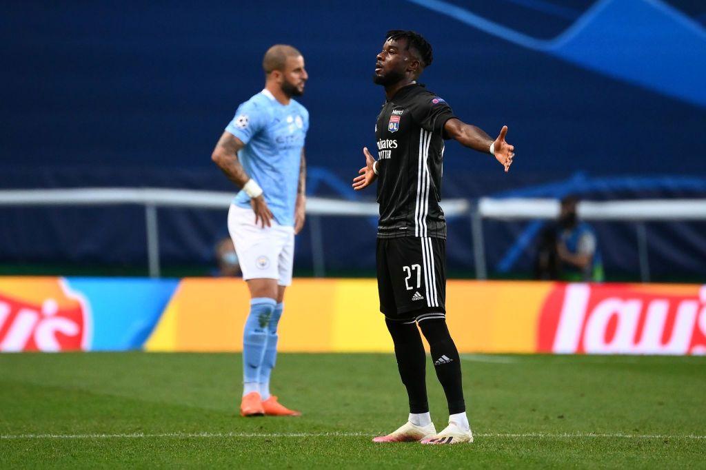 Jalannya Pertandingan Man City vs Lyon