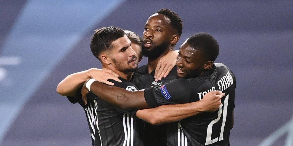 Keberhasilan Olympique Lyon menyisihkan Manchester City