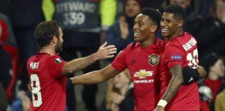 Leicester vs Man utd, The Red Devils Berhasil Naik Peringkat