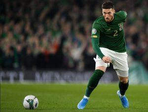 Matt Doherty total mencatat sembilan penampilan bersama timnas Republik Irlandia.