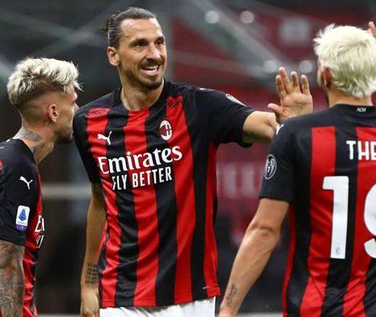 Milan vs Cagliari, Laga Terakhir Liga Italia 2020