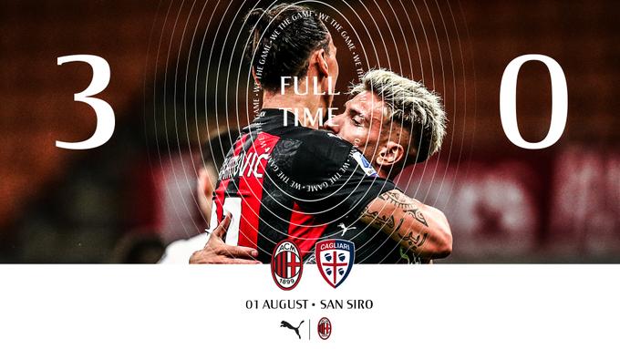 Pertandingan Terakhir Serie A 2020