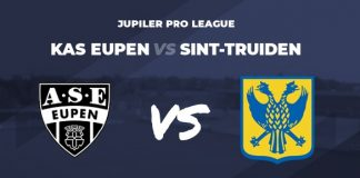 Prediksi Bola Eupen vs St. Truiden 29 Agustus 2020