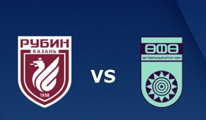 Prediksi bola Rubin Kazan vs FC Ufa 26 Agustus 2020