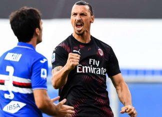 Sampdoria vs Milan - Rossoneri Bangkit Berkat Para Pemain